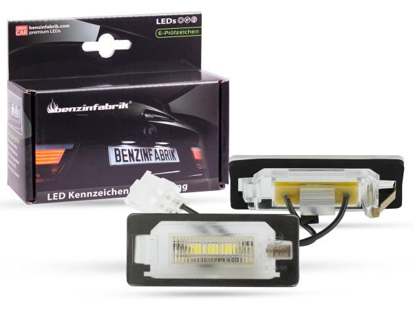 LED Kennzeichenbeleuchtung Module Audi