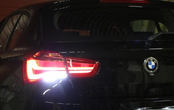 6x5 W CREE® LED Rückfahrlicht BMW 1er F20 LCI, weiss