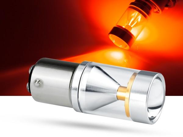 30 Watt, 6xCREE® LED, PKD V2.0, BAY15d, LEDP21/5W, rot, offroad