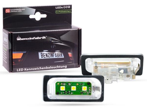 LED Kennzeichenbeleuchtung Module BMW
