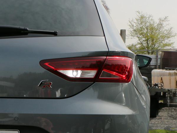 6x5 W CREE® LED Rückfahrlicht Seat Leon ab 2012, weiss