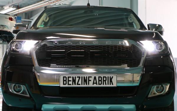 Ford Ranger LED Tagfahr-/Fernlichtset V2.0 LEDH15, weiss