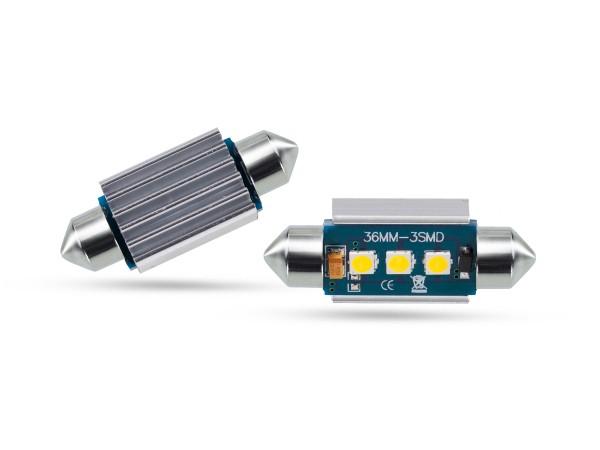 LED Kennzeichenbeleuchtung, Typ A, mit Checkwiderständen
