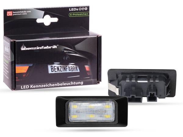 LED Kennzeichenbeleuchtung Module Audi, Seat, VW, Skoda, Bentley, Porsche