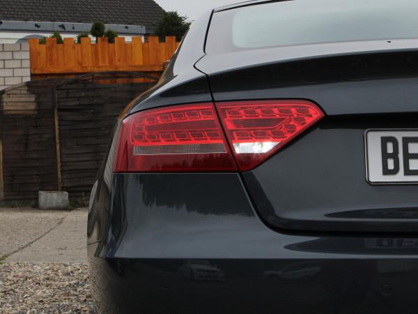 4x5 W CREE® LED Rückfahrlicht Audi A5 Limo., Cabrio, Sportback, weiss
