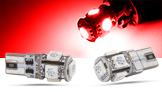 SMD LED Spots, rot