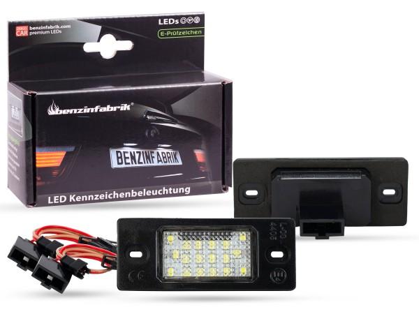LED Kennzeichenbeleuchtung Module Porsche, VW