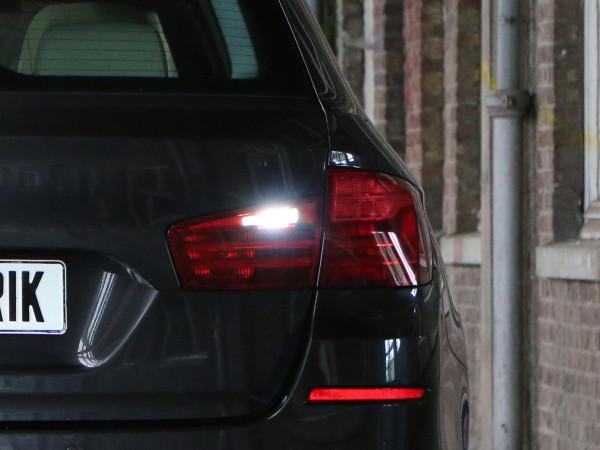 10x5 W CREE® LED Rückfahrlicht BMW 5er Touring F11, LCI, weiss