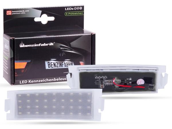 LED Kennzeichenbeleuchtung Module KIA Cee´d GT , Pro Ceed GT JD Bj:13-18, mit E-Prüfzeichen