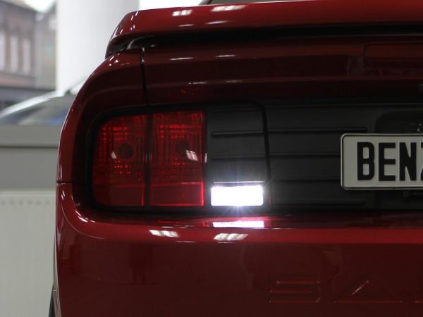 4x5 W CREE® LED Rückfahrlicht Ford Mustang V, weiss